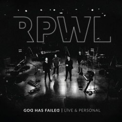 RPWL – God Has Failed | Live & Personal CD, Dig.
