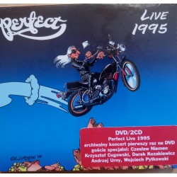 Perfect – Live 1995 2XCD, DVD