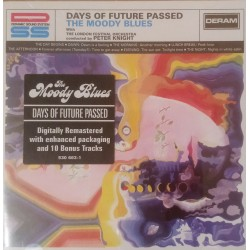 The Moody Blues – Days Of Future Passed CD