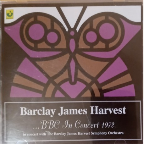 Barclay James Harvest In Concert With Symphony Orchestra CD