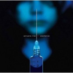 Porcupine Tree – Anesthetize 2XCD, DVD