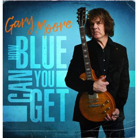 Gary Moore – How Blue Can You Get CD, Dig.