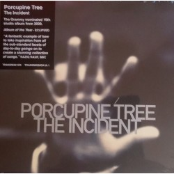 Porcupine Tree – The Incident CD, Dig.