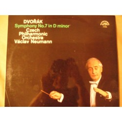 "Antonin Dworak ""Symphony No. 7 in D Minor"" LP"