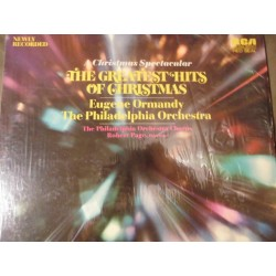 Eugene Ormandy A Christmas Spectacular LP