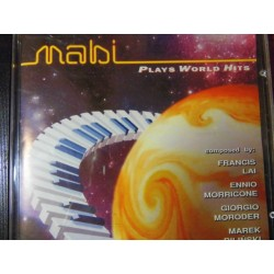 "Mabi ""Plays World Hits"" CD"